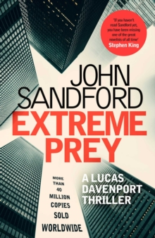 Extreme Prey, Paperback Book