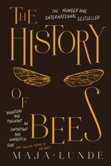 The History of Bees, Hardback Book
