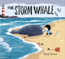 The Storm Whale, Board book Book