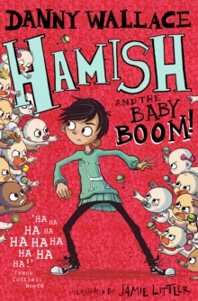 Hamish and the Baby BOOM!, Paperback / softback Book