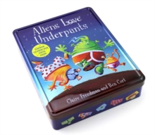 Aliens Love Underpants Anniversary Tin, Novelty book Book