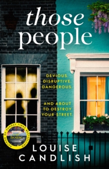 Those People : From the bestselling author of OUR HOUSE, Hardback Book