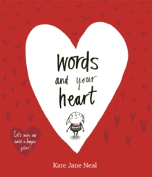 Words and Your Heart, Paperback Book