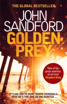 Golden Prey, Hardback Book