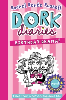 Dork Diaries: Birthday Drama!, Hardback Book
