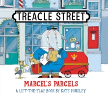 Marcel's Parcels, Board book Book