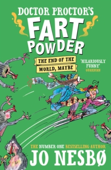 Doctor Proctor's Fart Powder: The End of the World.  Maybe., Paperback Book