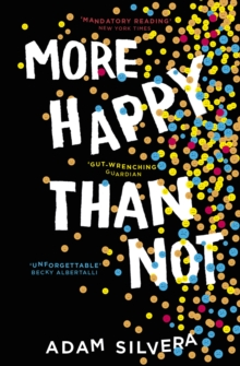 More Happy Than Not, Paperback Book