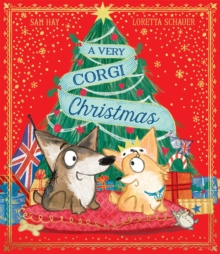 A Very Corgi Christmas, Paperback / softback Book