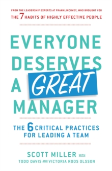 Everyone Deserves a Great Manager, EPUB eBook