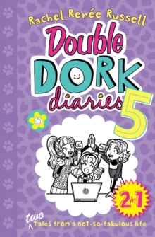 Double Dork Diaries #5 : Drama Queen and Puppy Love, EPUB eBook