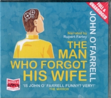The Man Who Forgot His Wife, CD-Audio Book