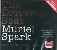 The Driver's Seat, CD-Audio Book