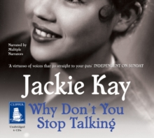 Why Don't You Stop Talking?, CD-Audio Book
