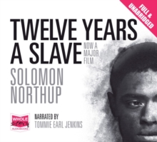 Twelve Years A Slave, CD-Audio Book