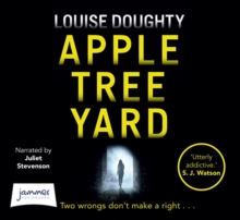 Apple Tree Yard, CD-Audio Book