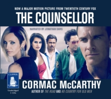 The Counsellor, CD-Audio Book