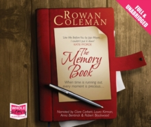 The Memory Book, CD-Audio Book
