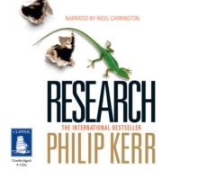Research, CD-Audio Book