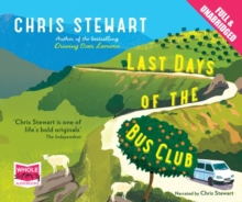 Last Days of the Bus Club, CD-Audio Book