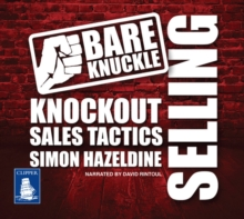 Bare Knuckle Selling, CD-Audio Book