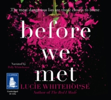Before We Met, CD-Audio Book