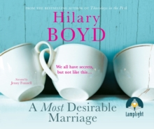 A Most Desirable Marriage, CD-Audio Book