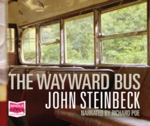 The Wayward Bus, CD-Audio Book