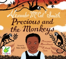 Precious and the Monkeys, CD-Audio Book