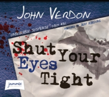 Shut Your Eyes Tight, CD-Audio Book