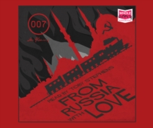 From Russia with Love, CD-Audio Book
