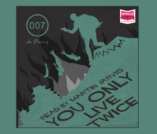 You Only Live Twice, CD-Audio Book