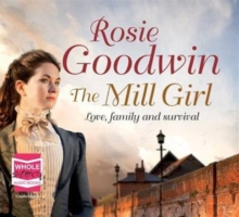 The Mill Girl, CD-Audio Book
