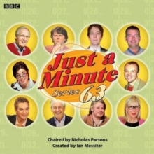 Just A Minute (Series 63, Complete), eAudiobook MP3 eaudioBook