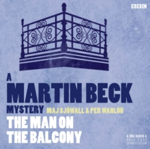 Martin Beck: The Man on the Balcony, CD-Audio Book