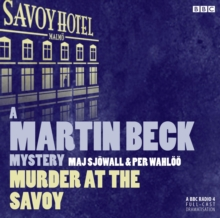 Martin Beck: Murder at the Savoy, CD-Audio Book