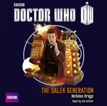 Doctor Who: The Dalek Generation, CD-Audio Book