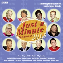 Just a Minute: The Best of 2013, CD-Audio Book