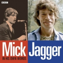 Mick Jagger in His Own Words, CD-Audio Book