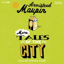 More Tales of the City, MP3 eaudioBook