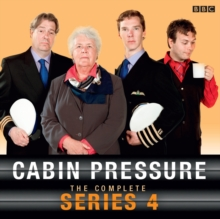 Cabin Pressure: The Complete Series 4, CD-Audio Book