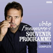 John Finnemore's Souvenir Programme: Series 2 : The BBC Radio 4 comedy sketch show, CD-Audio Book