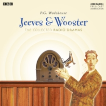 Jeeves & Wooster: The Collected Radio Dramas, CD-Audio Book