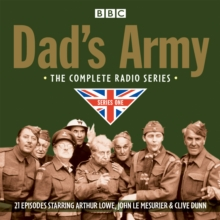 Dad's Army : The Complete Radio Series One, CD-Audio Book