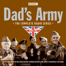 Dad's Army: Complete Radio Series Two, CD-Audio Book