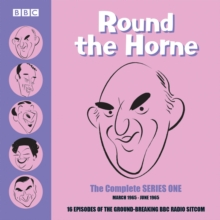 Round the Horne: Complete Series One : March 1965 - June 1965, CD-Audio Book