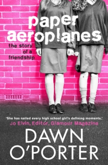 Paper Aeroplanes, Paperback Book