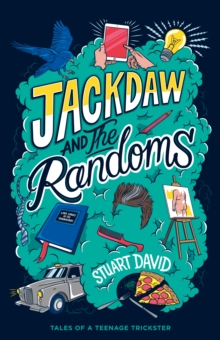 Jackdaw and the Randoms, Paperback / softback Book