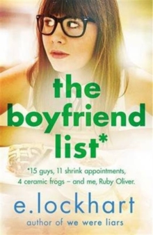 Ruby Oliver 1: The Boyfriend List, Paperback / softback Book
