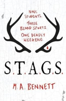 STAGS, Paperback / softback Book